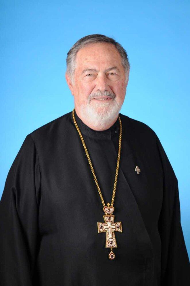 Mitred Archpriest Nicholas Molodyko-Harris