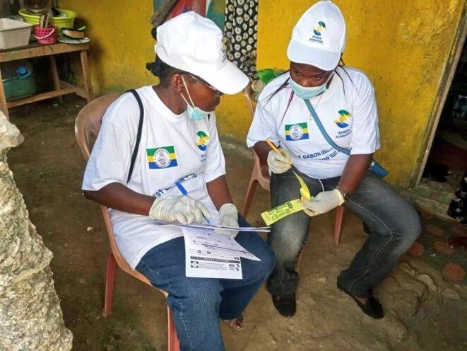 Covid-19 : Engagement des jeunes Gabonais