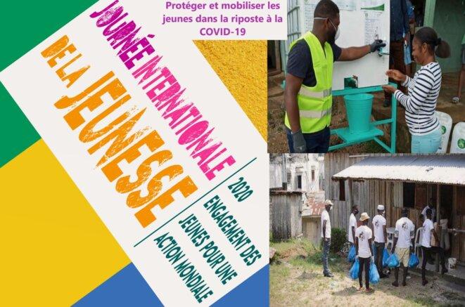 Gabon- Youth Day 2020 - Journée Internationale de la jeunesse