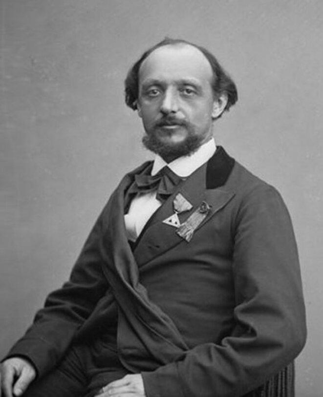 Portrait de Jules Bergeret.