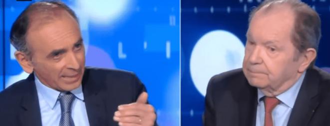 Philippe Bilger et Éric Zemmour, deux faces de la même pièce...