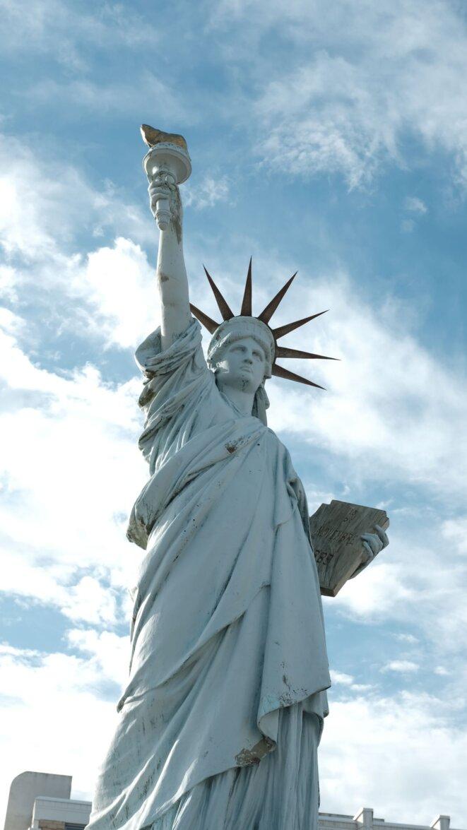 La Liberté éclairant le monde © Vent d'Autan