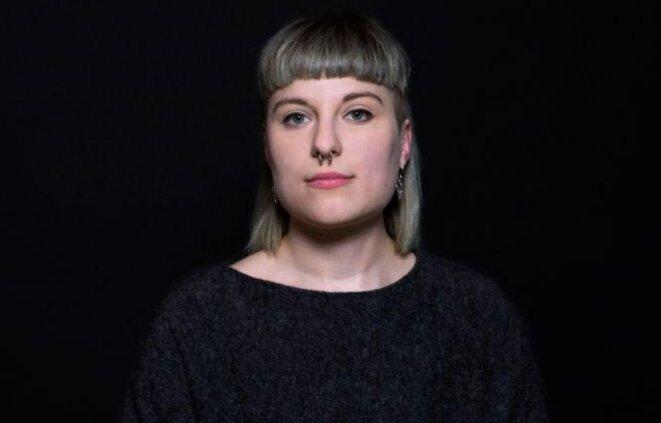 l'auteure Jennifer Bélanger © Sandra Lachance