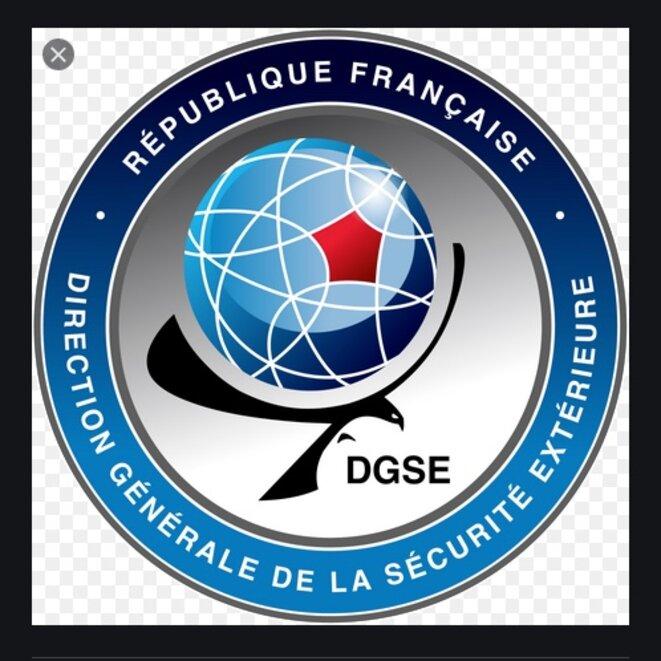 Le logo de la DGSE © DGSE