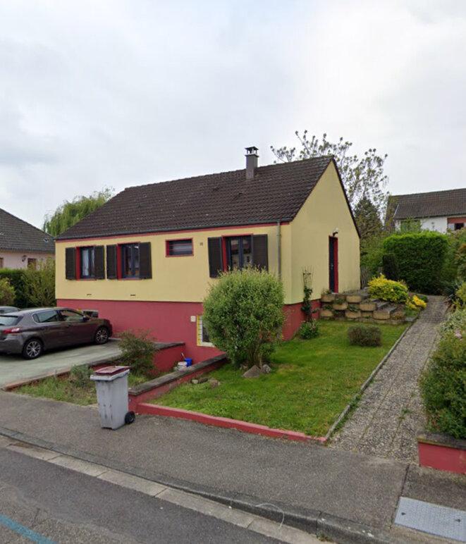 Une maison en Alsace