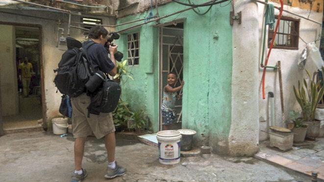"""""""Epicentro. Les jeunes prophètes de Cuba"""" d'Hubert Sauper © Les Films du Losange"""