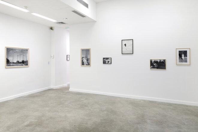 Vue de l'exposition personnelle d'Agnès Geoffray, Frac Auvergne, Clermont-Ferrand, 2020 © Agnès Geoffray / Frac Auvergne
