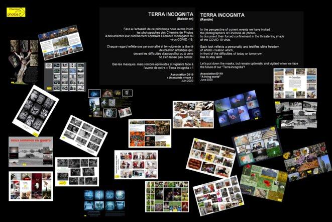 Terra Incognita, exposition 22 compositions. Fanjeaux (11) © Guy Catalo