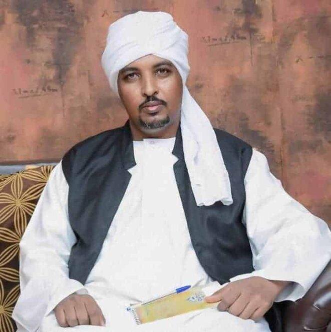 Portrait du nouveau gouverneur Saleh Ammar.