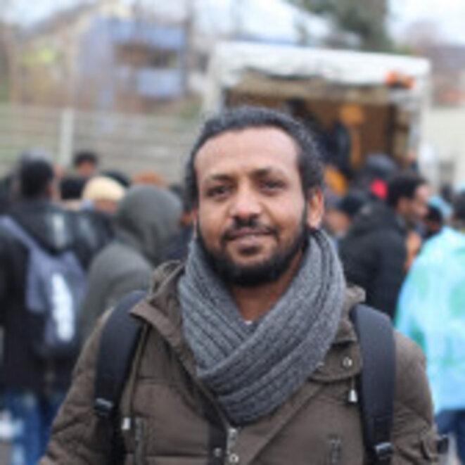 Photo de l'auteur Ahmed SHEKAY.