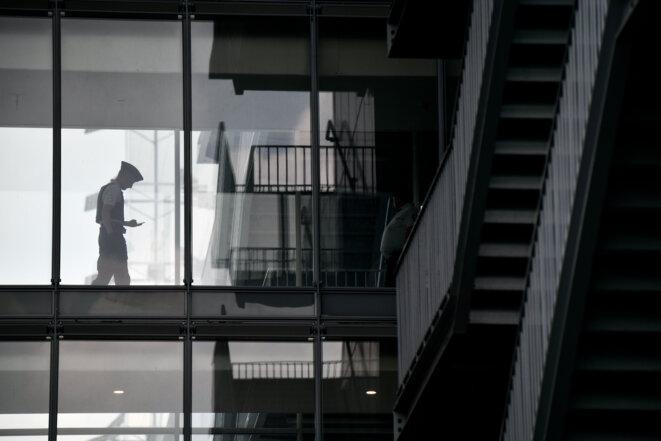 Tribunal de grande instance de Paris. © AFP