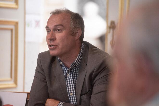François Gemenne. © Philippe Baret