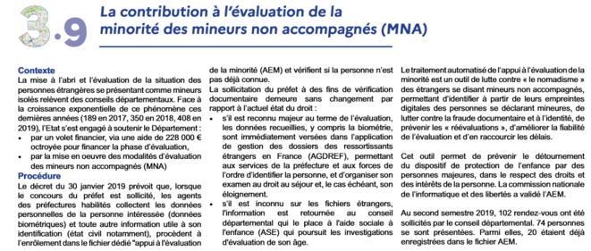 Le rapport d'activité 2019 des services de l'Etat dans le département de l'Allier, page 23.