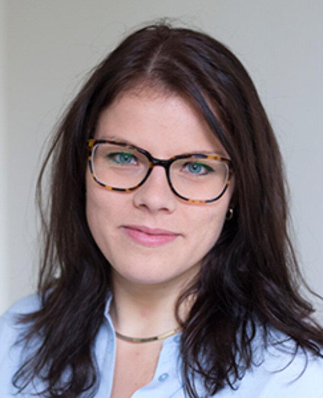 Lisa Dinkler © Josefin Bergenholtz