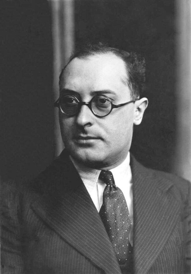 Jean Zay en 1936. © Wikimedia Commons, domaine public.