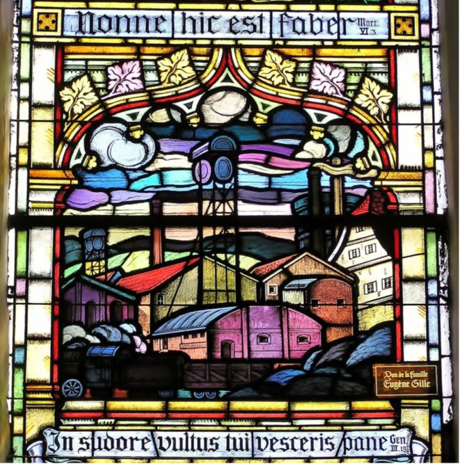 """A L'Hôpital (Moselle) : """"Tu gagneras ton pain à la sueur de ton front"""""""
