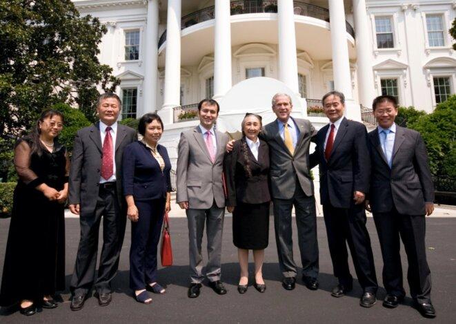 Bush et le WUC