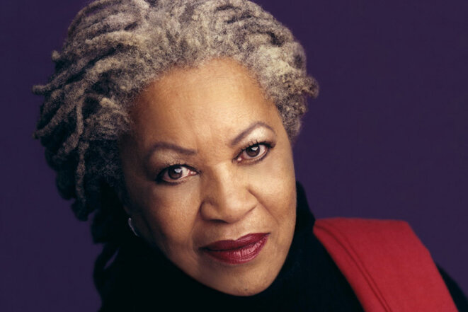 Toni Morrison © Photograph by Timothy Greenfield-Sanders