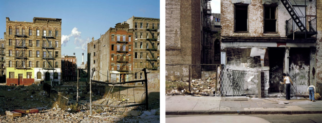 Le Lower East Side dans les années 1980