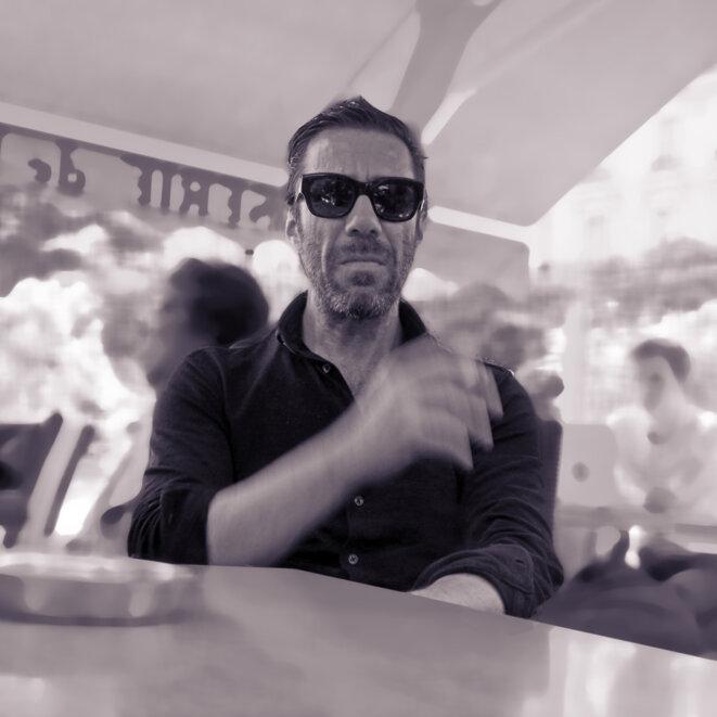 Julien Bosc, Angers, 2014. © Jean-Claude Leroy