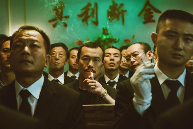 """""""Les Éternels"""" de Jia Zhangke © DR"""