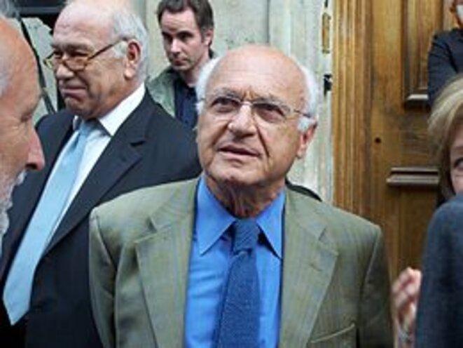 Pierre Nora en 2011 © DR