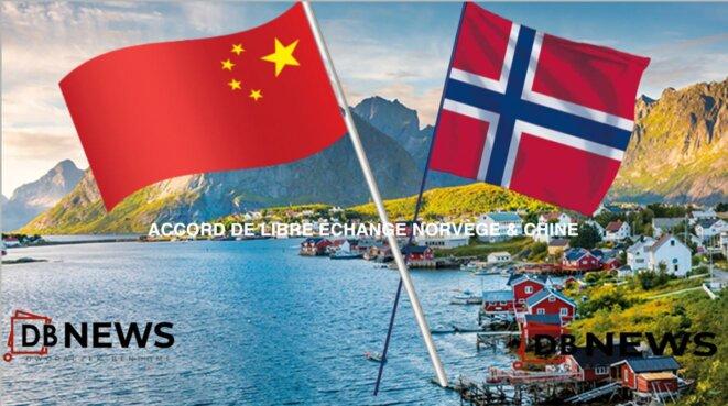 @DBNEWS : Accord de libre échange entre la Norvège & la Chine
