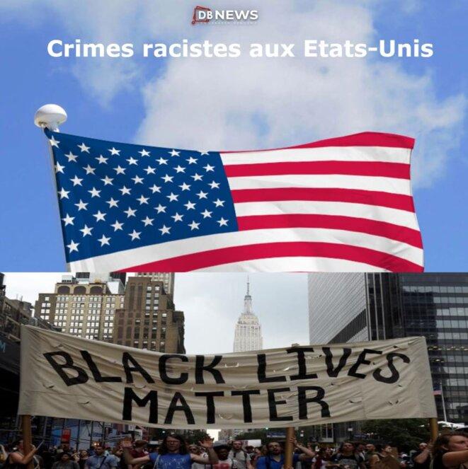 """Police, crimes racistes aux Etats-Unis : """"Black Lives Matter"""""""