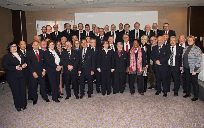 Comité directeur de la FFTir.