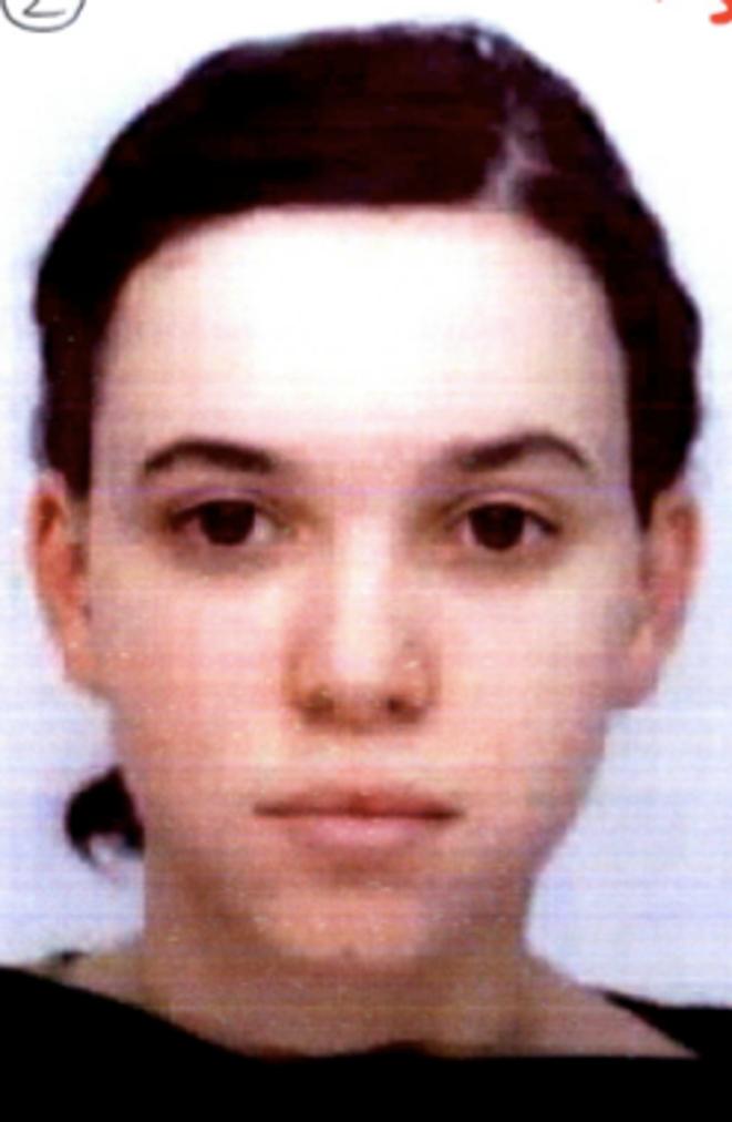 Hayat Boumeddiene, wife of one of the perpetrators of the January 2015 Paris terrorist attacks. © DR