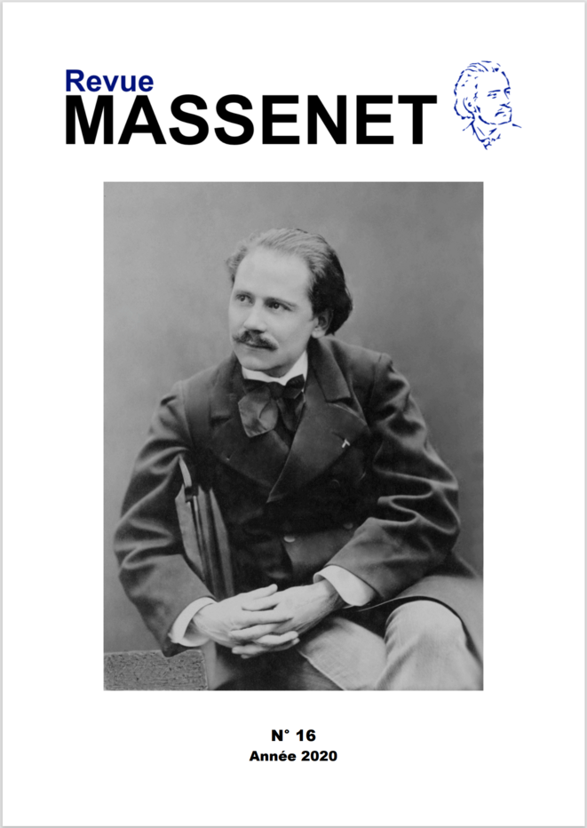 article Jacques Chuilon dans le n°16 de la Revue Massenet © Jacques Chuilon