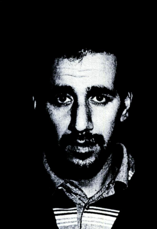 Abdelnasser Benyoucef dans les années 2000. © DR