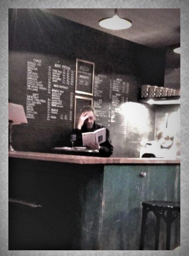 Bar le Marulaz, Besançon © Mustapha Kharmoudi