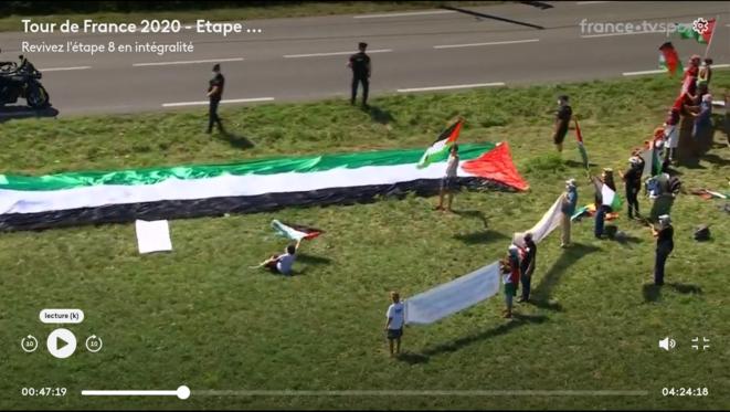 BSS, Couserans palestine et Palestine Vaincra
