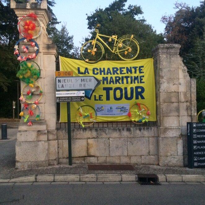 Souvenir de l'Houmeau, en Charente-maritime.