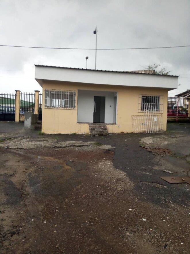 HAC – Location du quartier Haut de Gué-Gué