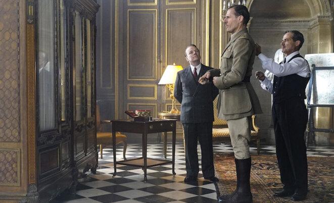 """""""De Gaulle"""" de Gabriel Le Bomin © M6 Vidéo"""