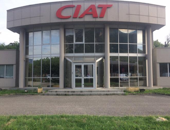 Le siège de la CIAT. © JLLT / MP