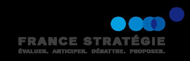 Logo de France Stratégie © Wikimedia Commons