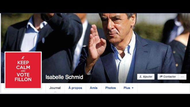 Compte Facebook Isabelle Attali-Schmid