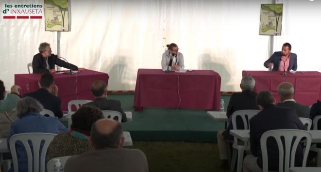Entretiens d'Inxauseta, Eric Tréguier, François Rochon, Pierre Madec