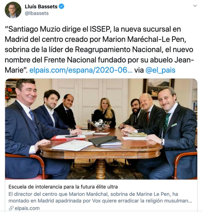 © Cuenta Twitter de @lbassets