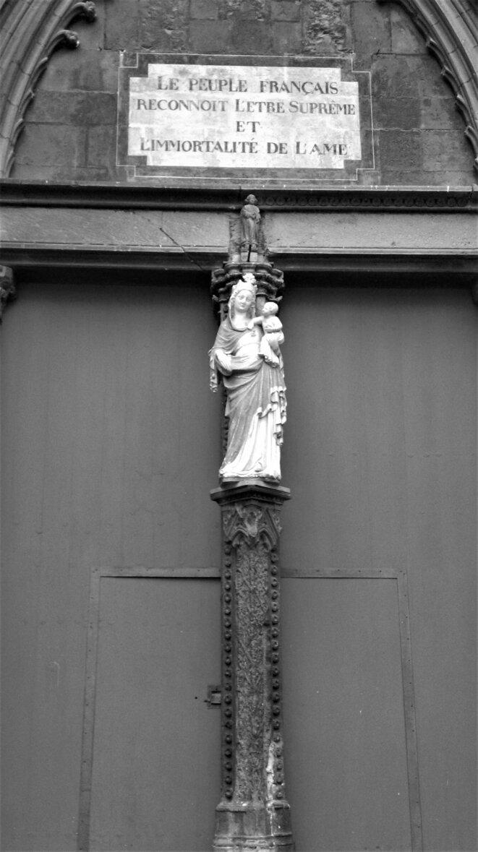 Vierge © Le petit bretteur
