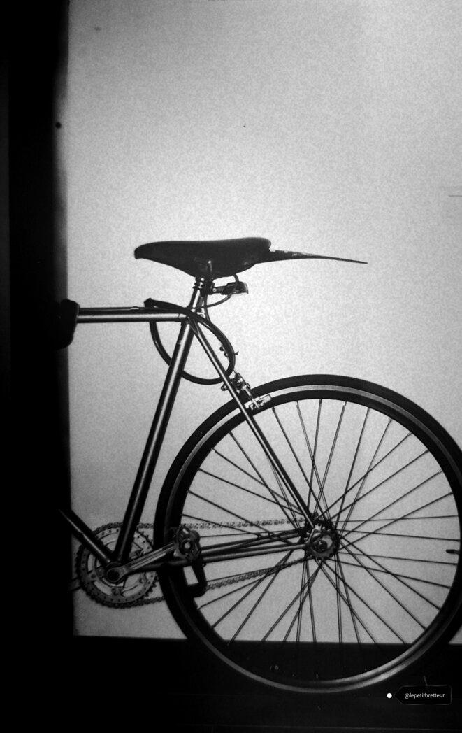 Vélo © Le petit bretteur
