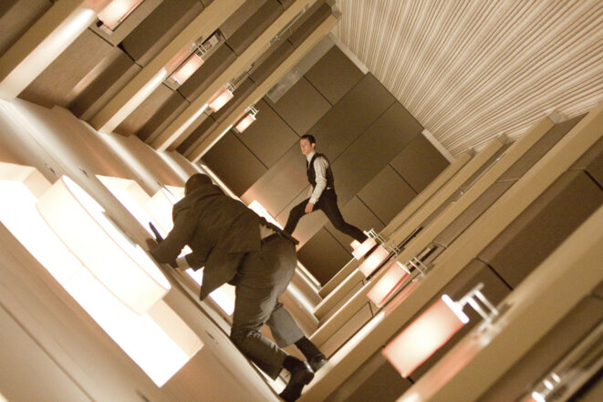 """Inception"" de Christopher Nolan © Warner Bros."