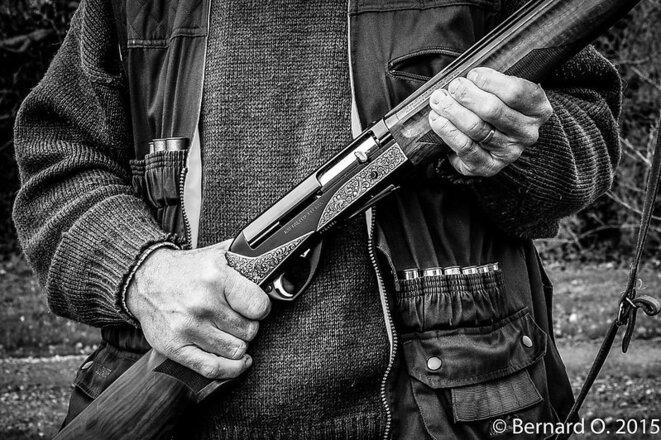 Chasseur © Bernard Ondry