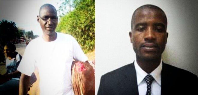 Les lanceurs d'alerte Claude Mianzuila et Israël Kaseya ont tous les deux été emprisonnés © DR