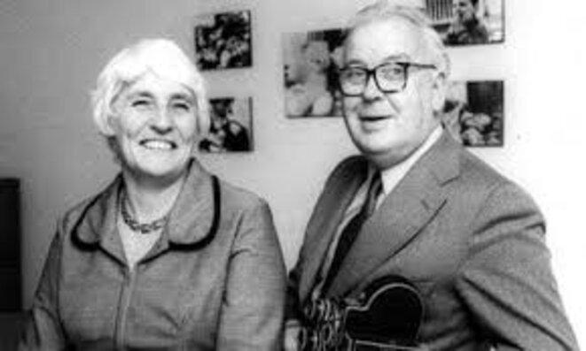 Joyce et James Robertson