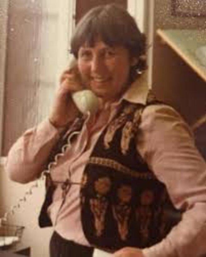"""Jane Thomas, une des """"mères de Battersea"""""""