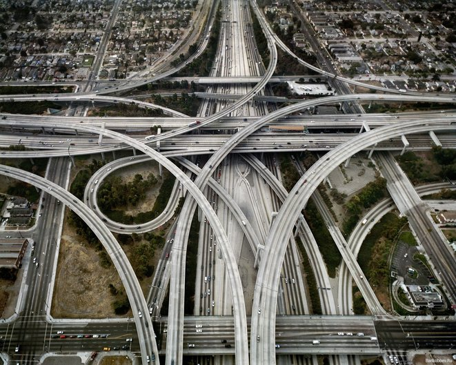 l-a-freeways